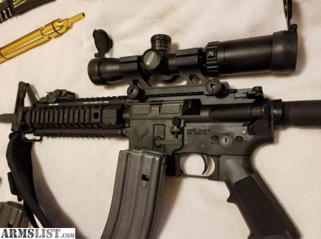ARMSLIST - For Sale: Stag Arms AR 15 LEO