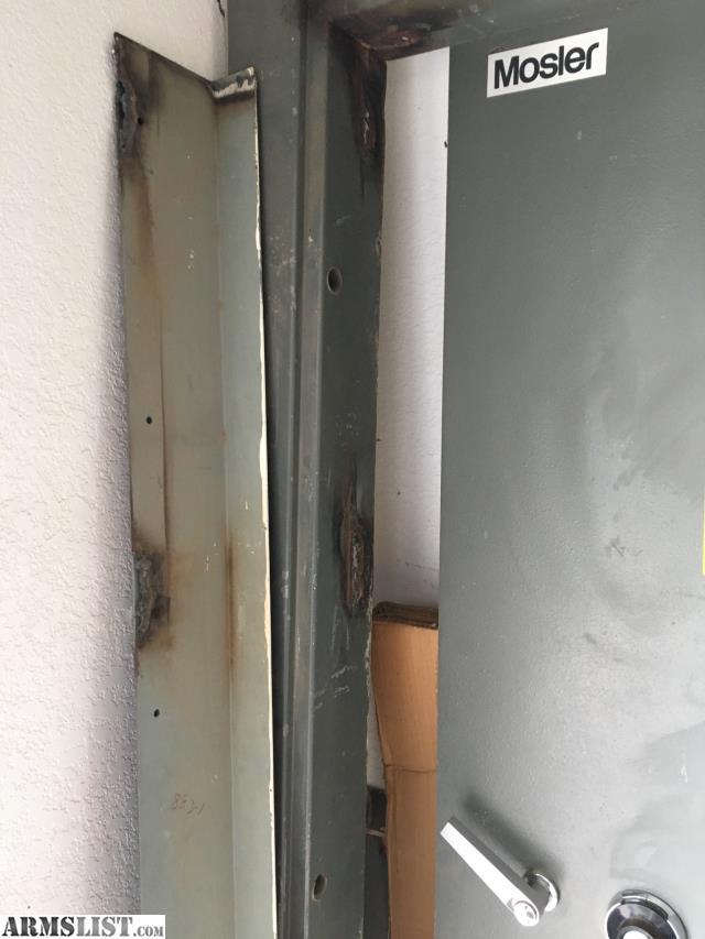 Armslist For Sale Mosler Vault Door And Frame