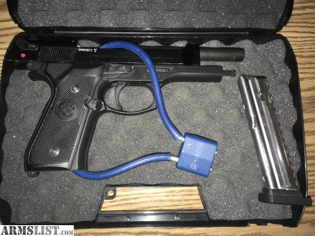 ARMSLIST For Sale Beretta M9 22LR