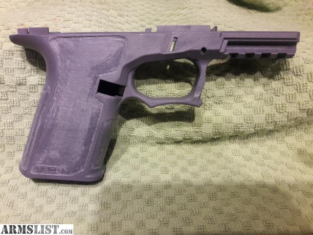 ARMSLIST - For Sale: Ready To Stipple/Ready Mod Polymer 80 Frame