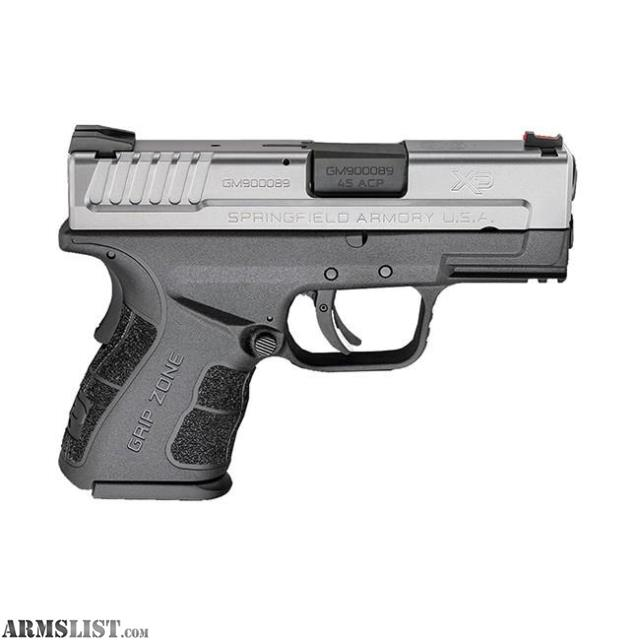 For Sale: New Springfield Armory XD Mod2 Sub