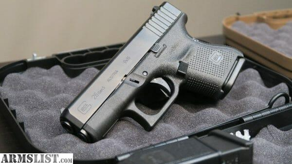 Armslist For Trade Glock 26 Gen 5 Unfired