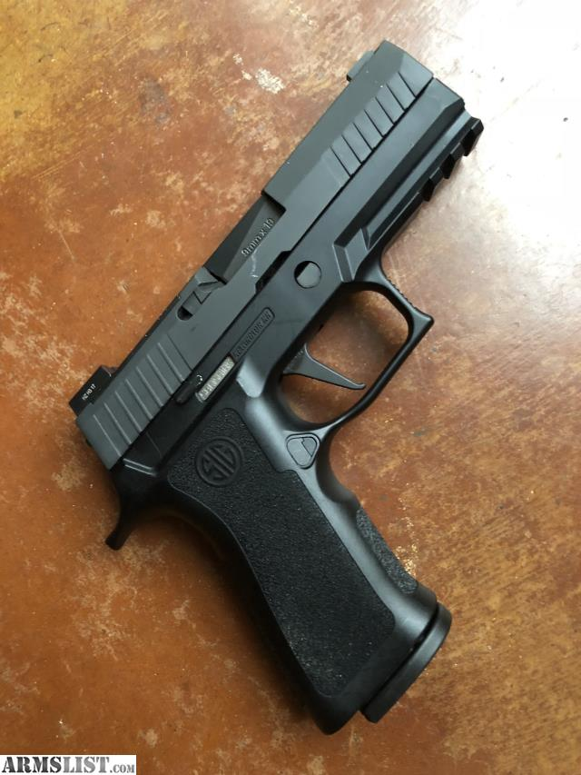 ARMSLIST - For Sale/Trade: Sig P320 X Carry