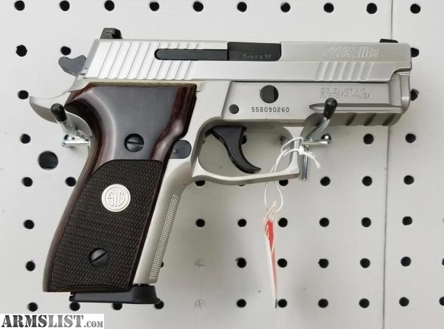 Armslist For Sale Sig Sauer P229 Alloy Stainless Elite
