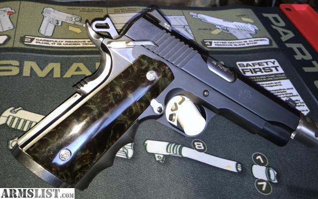 ARMSLIST - For Sale: Ruger SR1911 commander