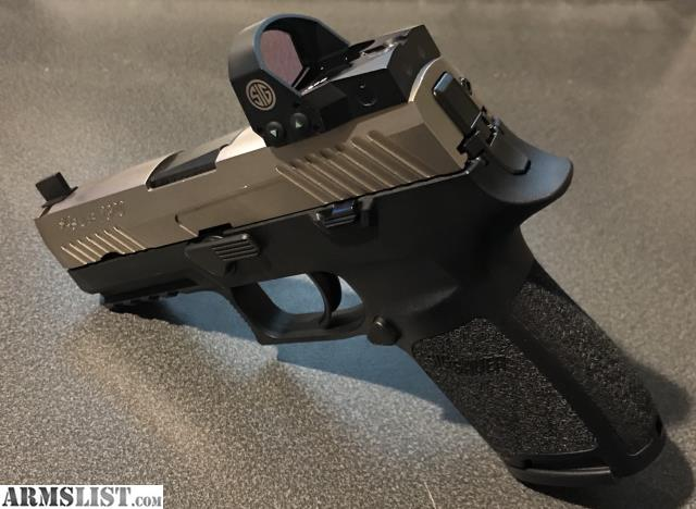 ARMSLIST - For Sale: Sig Sauer P320 RX x-change kit w/extra mags