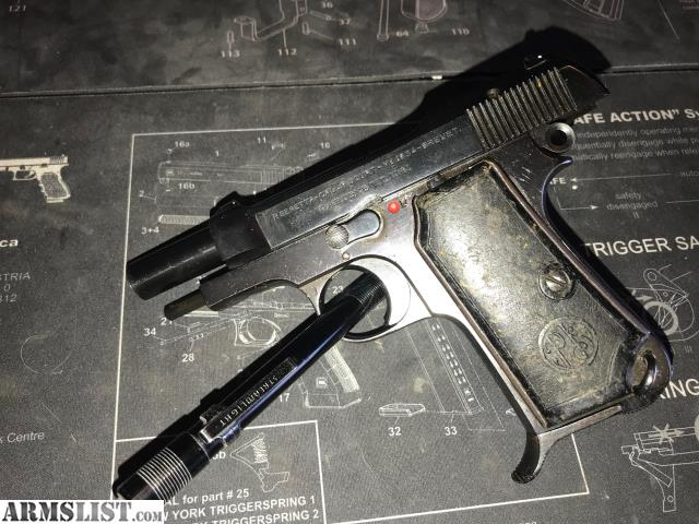 Armslist For Sale Beretta Model 1934 M1934 Scurt 1 Mag