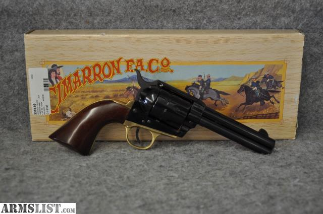ARMSLIST - For Sale: Factory New Cimarron Pistolero 22