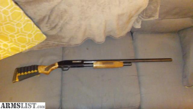 how to clean a mossberg 500 pump shotgun