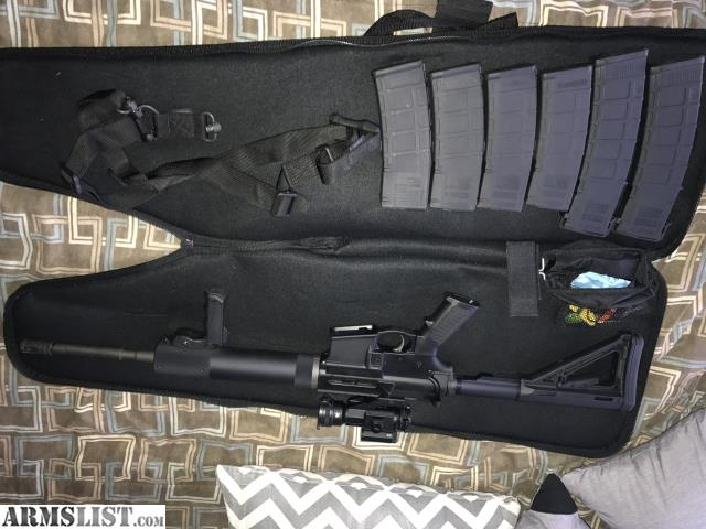 Armslist For Sale Colt Ar 15 Le6900 Carbine