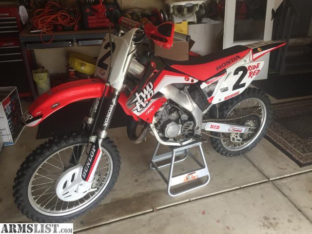 Armslist For Sale Trade 03 Honda Cr125r