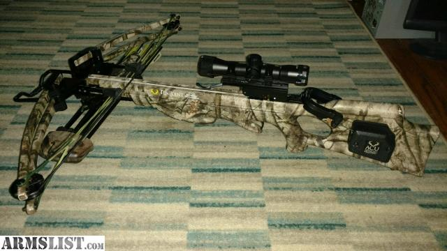 Armslist For Saletrade Tenpoint Titan Hlx Crossbow