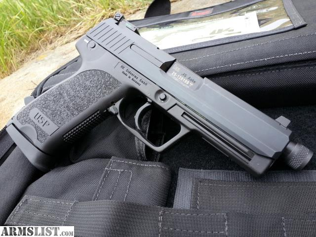 Armslist for sale trade hk usp tactical w thread