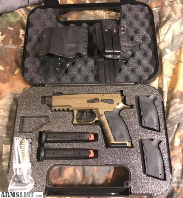 ARMSLIST - For Sale/Trade: Kriss Sphinx SDP Compact Alpha