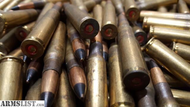 ARMSLIST - For Sale: 30-06 Blacktip AP ammo