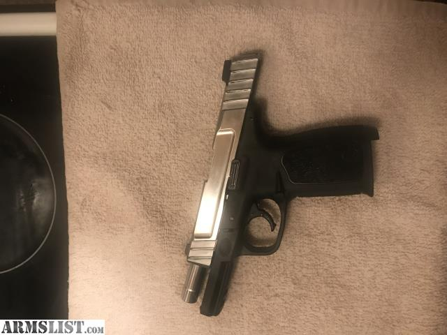ARMSLIST - For Sale: Smith and Wesson sd9ve