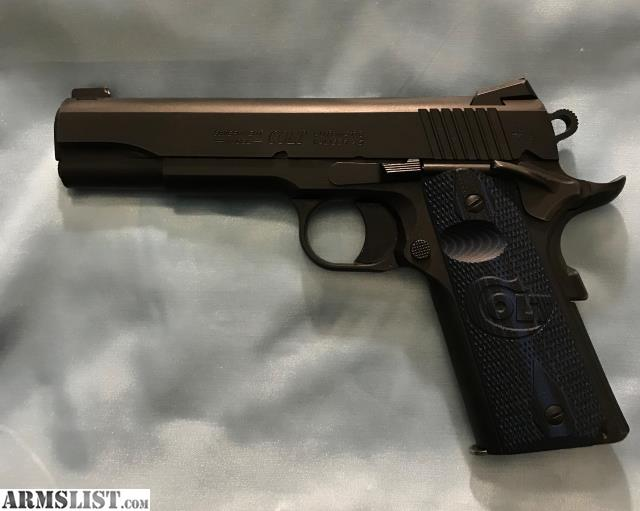 Spokane Gun Trader >> ARMSLIST - For Sale: Colt Competition 1911