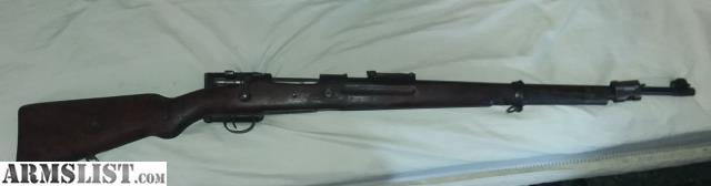 ARMSLIST - For Sale: German Mauser Kar98AZ