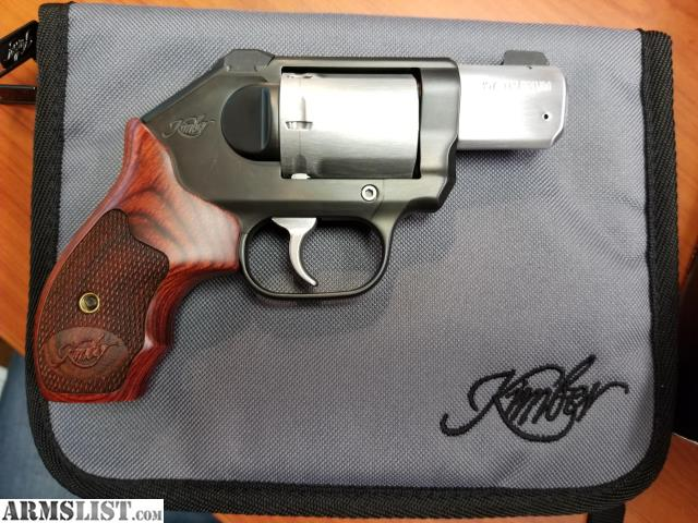 ARMSLIST - For Sale: Kimber CDP K6S in  357 magnum