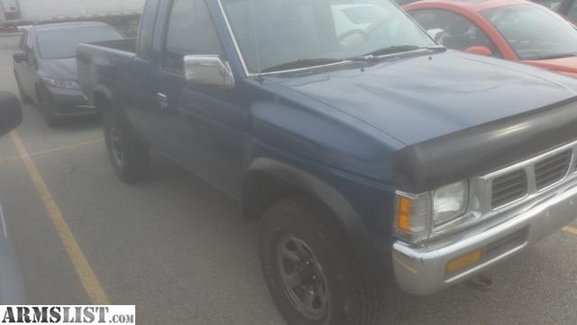 ARMSLIST - For Sale/Trade: 1994 Nissan D21 Hardbody 4x4 V6 rare