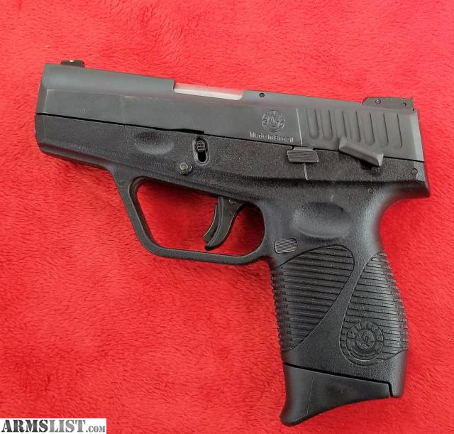 Armslist for sale taurus 709 slim w 3 mags inv g 112750 1 for Golden nugget pawn jewelry holiday fl