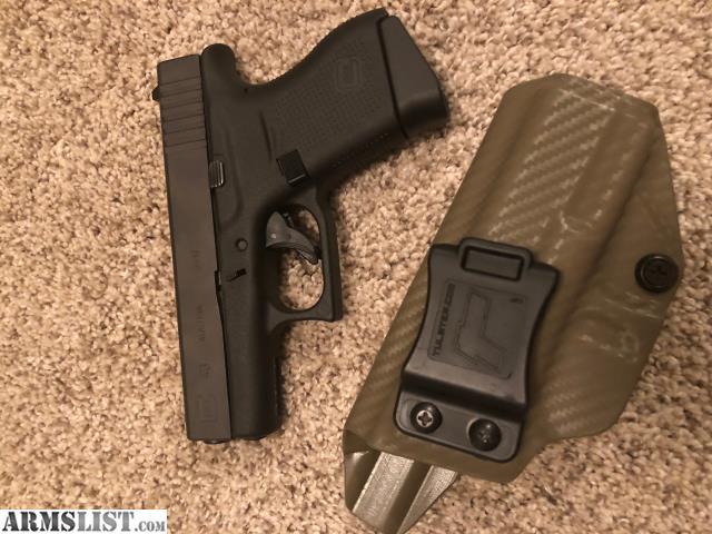 ARMSLIST - For Sale/Trade: Glock 43 gen 5 with custom