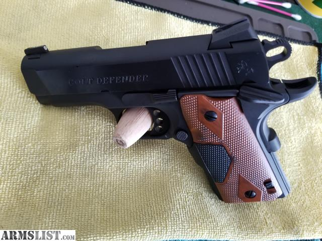 ARMSLIST - For Sale/Trade: Crimson Trace Grips 1911 Compact