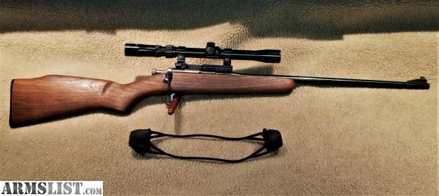 ARMSLIST - For Sale: Chipmunk  22 Junior's Bolt Action Rifle