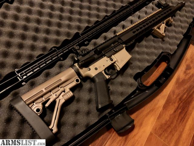 Armslist For Sale Aero Precision Custom Ar 15 Waccessories