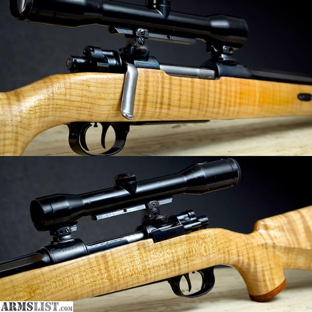 Custom Mauser Stocks – Jerusalem House