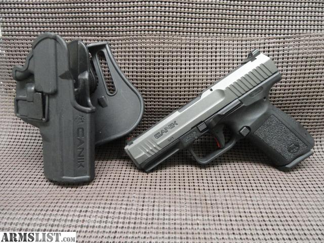 ARMSLIST - For Sale: Canik TP9SF Elite 9mm w/ holster