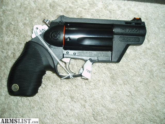ARMSLIST - For Sale: Taurus Judge Public Defender Polymer