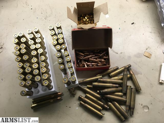 ARMSLIST - For Sale:  270 Win Ammo/Components