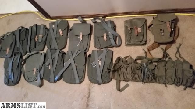 ARMSLIST - For Sale: AK47 yugo, Romanian mags, SKS mags