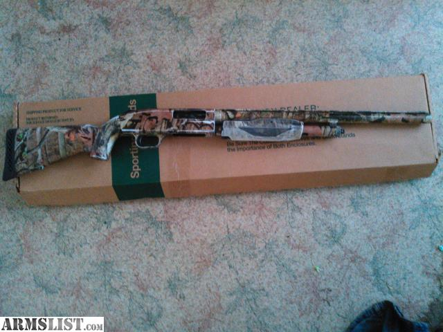 ARMSLIST - For Sale: Mossberg 510 youth 20 gauge