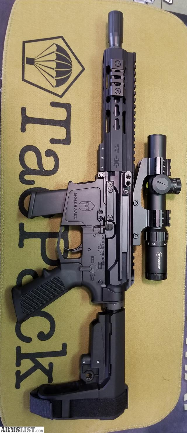 ARMSLIST - For Sale/Trade: 10mm ar pistol