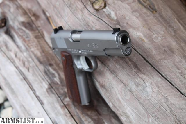 ARMSLIST - For Sale: Remington / R1 1911 Stainless – ( 45