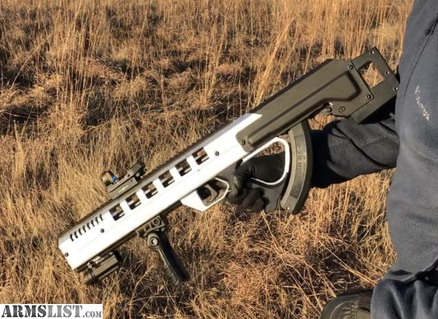 Armslist For Sale Ruger 10 22 Cbrps Raptor Bullpup