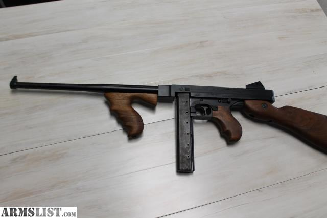 ARMSLIST - For Sale: Auto-Ordnance Thompson M1 Carbine