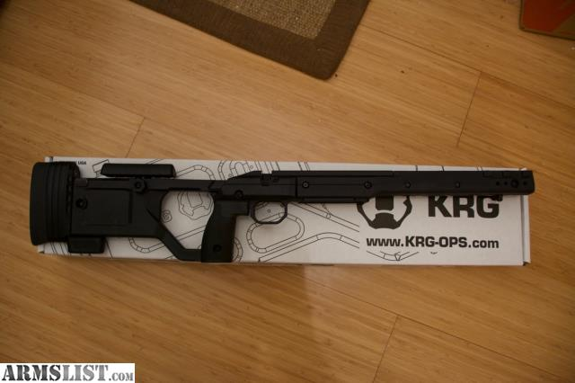 ARMSLIST - For Sale: KRG 180-Xray Chassis for CZ455