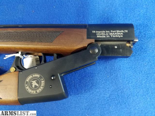 Armslist For Sale Tr Silver Eagle Stalker Youth Single Shot Shotgun 12 Gauge 20 Quot Barrel Walnut