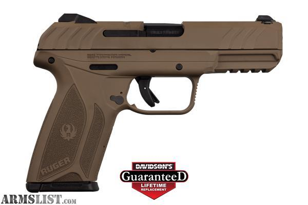 Auto City Sales >> ARMSLIST - For Sale: Ruger Security 9