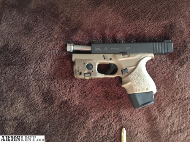 Armslist For Sale Glock 43 Threaded Barrel