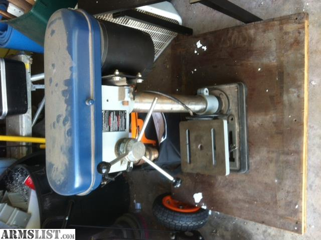 armslist for trade 10 drill press for welding equipment