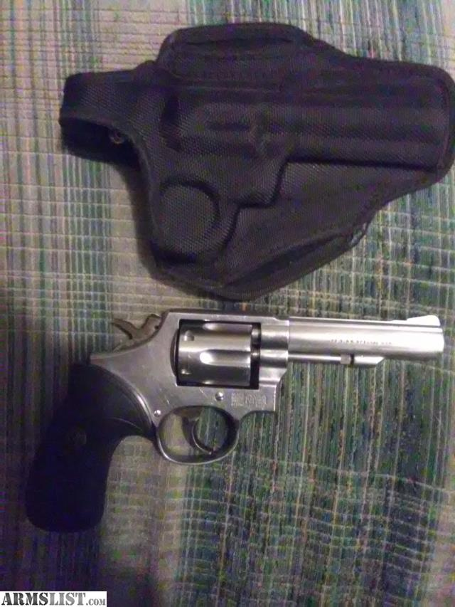 ARMSLIST - For Sale/Trade: Taurus 65 stainless 357 magnum