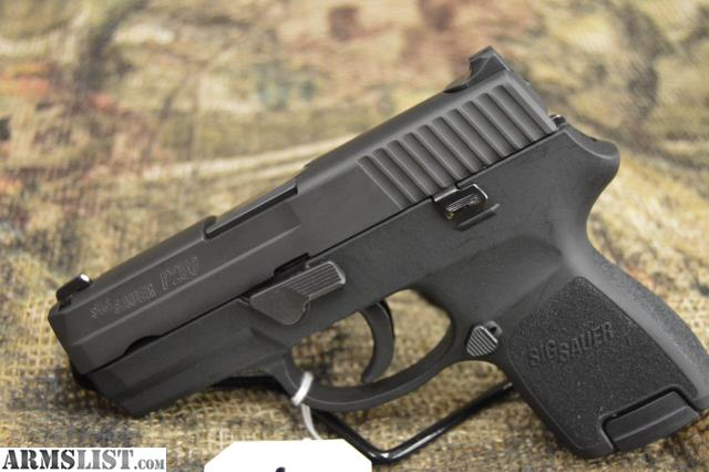 ARMSLIST - For Sale: USED SIG SAUER P250 Sub Compact 9mm