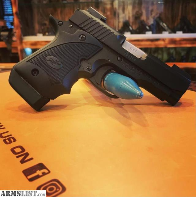 Kimber Micro 9 Stainless Dn Tfx Pro Sight Hogue: For Sale: Kimber Micro 9 Series Pistol 9mm $654