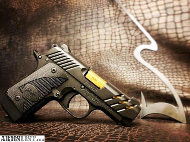 ARMSLIST - For Sale: Kimber Micro 9 Series Pistol 9mm $654-$1061