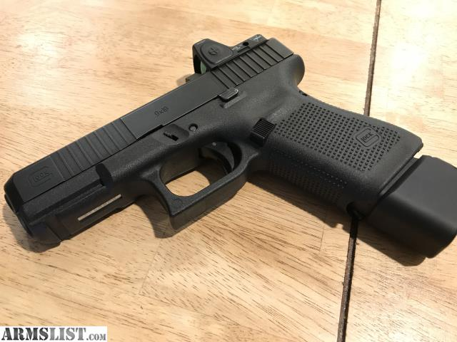 ARMSLIST - For Sale: ATEI Glock 19 gen 5 RMR with extras!