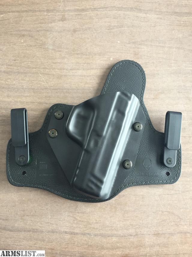 ARMSLIST - For Sale: Alien Gear Cloak Tuck 3 0 holster for